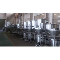 SS304 SS316  Fluid Bed Wet Granule drying  Machine PHARM , FOODSTUFF Manufactures