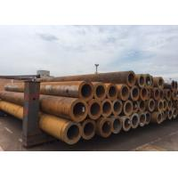Grade 7 Seamless Carbon Steel Pipe , Thin Wall Steel Tubing Random / Fixed Length Manufactures
