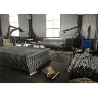 China Light Duty Temp Fence Panels Temporary Fence Mesh 2000mm Height X 2200mm Width on sale