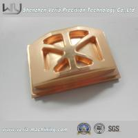 Buy cheap High Precision CNC Machined Part / CNC Machining Brass Part for Machinery from wholesalers