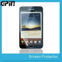 Anti Fingerprint matte Screen protector for samsung galaxy s2 i9100 Manufactures