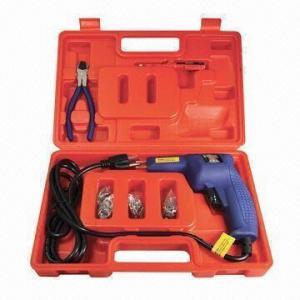Hot Staple Gun Kit for Plastic Repair, Easy-to-use Manufactures