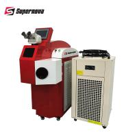 Buy cheap Desktop Welding Jewelry Equipment 200 Watt 1064nm 0.3-20ms Pluse Width With CCD from wholesalers