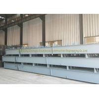 China ASTMA53 / ASTM A573 Welded H Channel Steel , L Shaped Steel Beam on sale