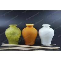 China China supplier decorative matte colored perfume bottles on sale