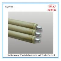 China supply B type disposable thermocouple with (triangle contact)  used for temeprature measurement in steel plants Manufactures