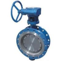 China Double Eccentric Butterfly Valve Wear - Resisting Sealing Small Torque on sale