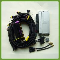LPG/CNG AC ECU with Self-adaption Function for 3 or 4 Cylinder Petrol EFI Injected Gasoline Cars Manufactures