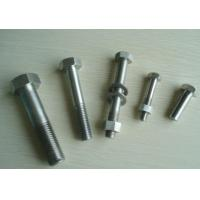 China AISI 904L Stainless Steel Bolt Nut Washer on sale