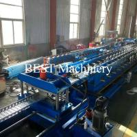 China Sophisticated Technology Automatic Cable Tray Roll Forming Machine 2 Years Warranty on sale