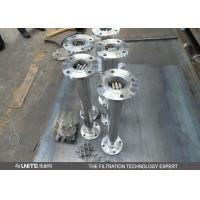 Internal Unit SX Inline Static Mixer For Chemical / Petroleum Manufactures