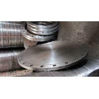 China DIN 2527 Norm Blind Steel Pipe Flange PN 2.5 - PN 400 , ISO9001 Steel Blind Flanges on sale