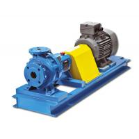 China No Clog Single Stage Centrifugal Pump With Cast Iron / Stainless Steel Casing Material on sale