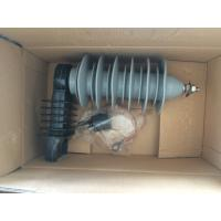 Polymer High Voltage Metal Oxide Lightning Arrester 10KA 18kv Manufactures