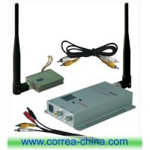 1.2GHz 400mw wireless AV transmitter receiver Manufactures