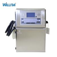 Medical Industry Paper Box Lot Number Expiry Date Ink Jet Industrial ink jet printer Machine Manufactures