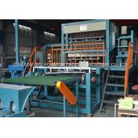 104KW Pulp Egg Box Making Machine / Waste Paper Egg Tray Machine Manufactures