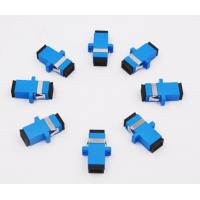 Data Processing Networks Fiber Optic Connector Adapters 1200 - 1600nm Wavelength Manufactures