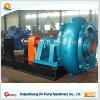 hard metal 12/10 dredge gravel centrifugal slurry pump Manufactures