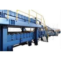 China Continuous Steel / wall / PU roof sandwich panel machinery , rollforming machinery on sale