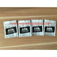 Small pure aluminum self-adhesive bag dried fruit seeds tea packaging plastic bag Manufactures