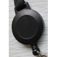 China Hanging Retractable ID Badge Reels,custom Logo and color ABS Retractable ID Badge Reels  30015A on sale