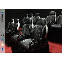 Customized Cinema Movies Theater With Emergency Stop Buttons For Indoor Cinema Manufactures