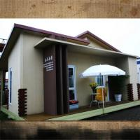 Galvanized Waterproof Modern Modular House - Prefab Deco House for Vacation Homes Manufactures