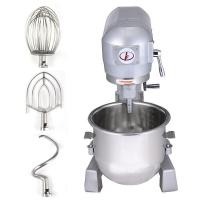 20L / 5KG Planetary Dough Mixer Egg Beater 3-Mixing Accessories Food Processing Equipments Manufactures