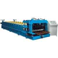 China Glazed Steel Tile Roll Forming Machine, roof tile forming machine, metal roll forming on sale