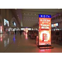 High - End Floor Standing Lcd Advertising Player For Mobile And Fixed Application Manufactures