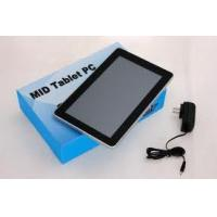 China 1.3M Pixels Android 2.3 Touchpad 10 Inch Capacitive Tablet PC with Voice Phone Function on sale