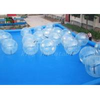 High Durability Inflatable Water Walking Ball Plato 1.0mm PVC For Pool Games Manufactures