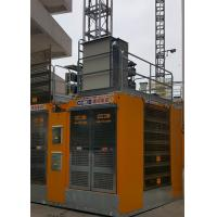 SC200BD Construction Site Elevator Rack And Pinion Type Max Lifting Height 450M for sale