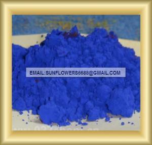 ultramarine blue (pigment blue 29) 100% Manufactures