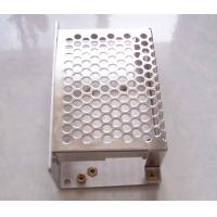 Quality Cold Rolled Steel Sheet Metal Parts / CNC Precision Machining Surface Roughness for sale