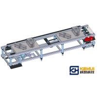 Quality Fully Automatic Welding Production Line For Semi Trailer Suspension Parts for sale