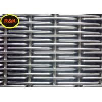 Decoration Architectural Wire Mesh Galvanized Easy Bend Corrosion Resistant Manufactures