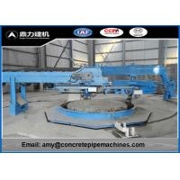 Customized Pipe Making Machinery , Concrete Tube Forming Equipment Dingli Manufactures