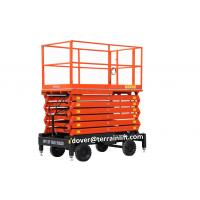 China Cheap Trailer Scissor Lift, Electric Cheap Trailer Scissor Lift, Terrainlift Cheap Trailer Scissor Lift on sale