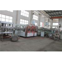 Online Cap Sterilizing Tunnel Water Juice Filling Capping Machine For Plastic Bottle Manufactures