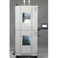 Dual Chamber Type Custom Design Space Saving  Stackable Temperature Humidity Test Chamber Manufactures