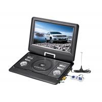 OEM 11 Portable TFT DVD Player with SD / MS / MMC Card Reader for Cars Manufactures
