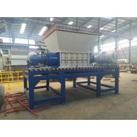 China MG600 Heavy Duty Waste Shredder Machine, Waste Materials Shredder Machine with large capacity on sale