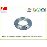 Custom Made Aluminum Cnc Turning Lathe Aluminum Ring With Machining Service Manufactures