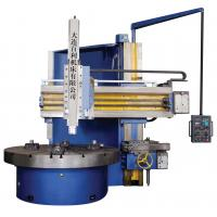 Rough Metal Cutting Machine Tool Single Column Vertical Lathe Manufactures