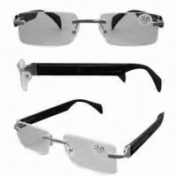 Reading glasses with spring hinge, available in various colors, suitable for men Manufactures
