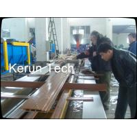 PVC Door Window Profile Plastic Profile Production Line/ PVC Window Door Profile Extrusion Making Machine (YF120) Manufactures