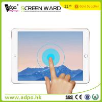 China Wholesale Tablet Tempered Glass Screen Protector for iPad air 2 on sale