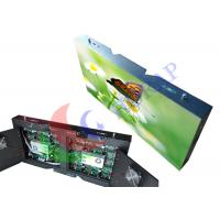 Black SMD 2121 RGB Indoor Full Color LED Display Wide Viewing Angle For Event Stage Manufactures